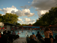 Wet Sounds at London Fields Lido